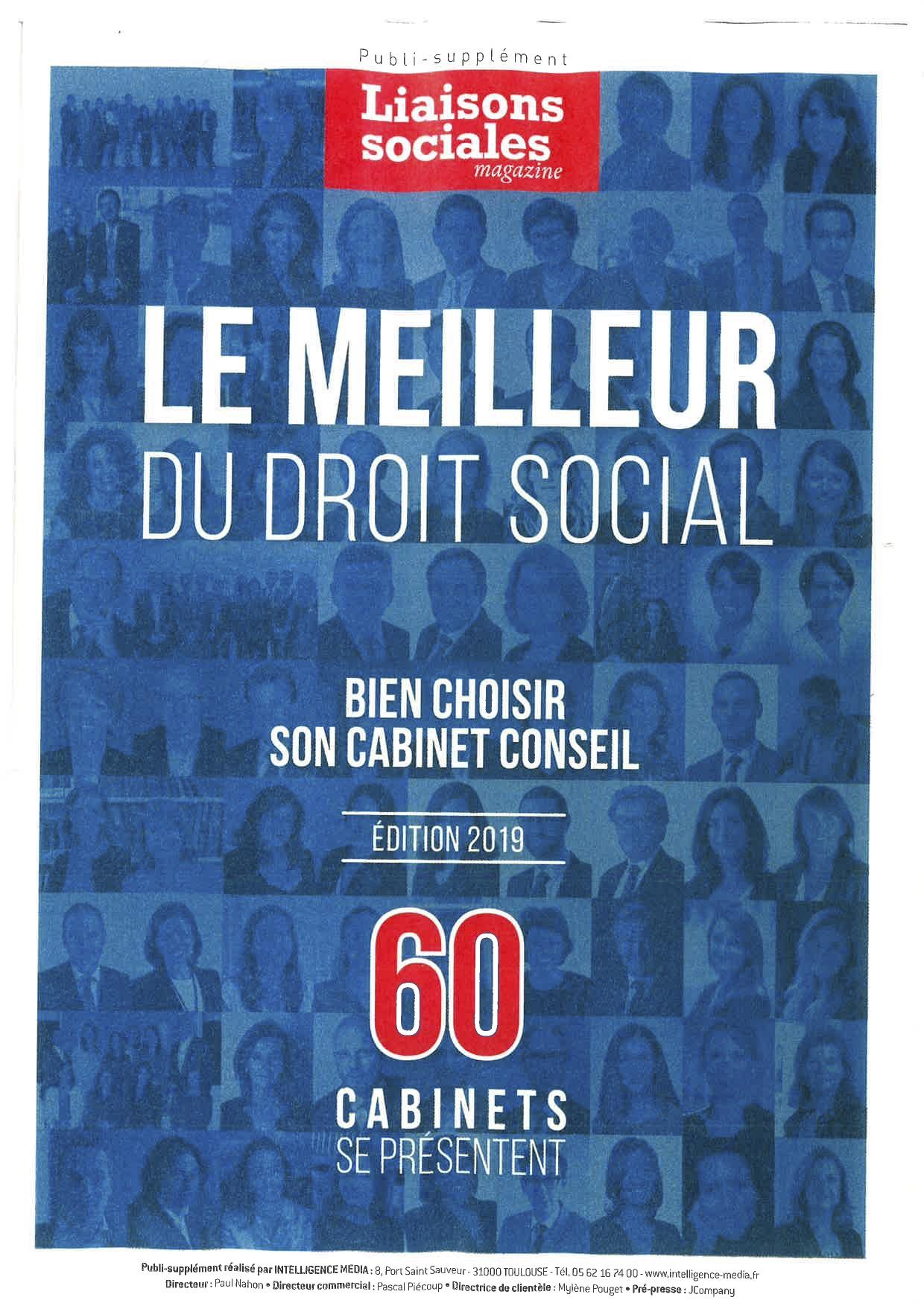 Liaisons Sociales 2019